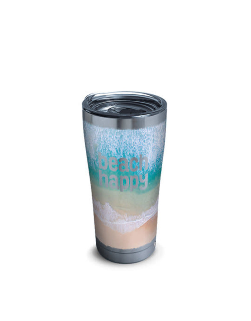 Tervis Tervis 20oz Stainless Steel w/ Hammer Lid 30A Beach Happy Beach