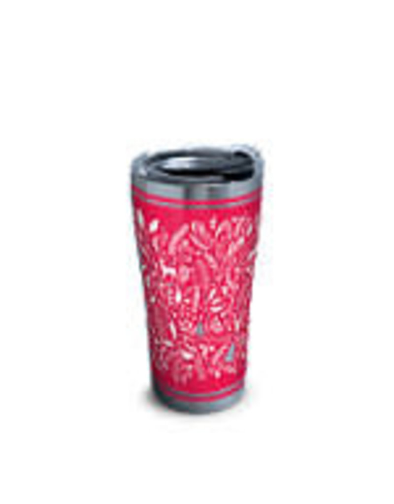 Tervis Tervis 20oz Stainless Steel w/ Hammer Lid Foliage and Fern