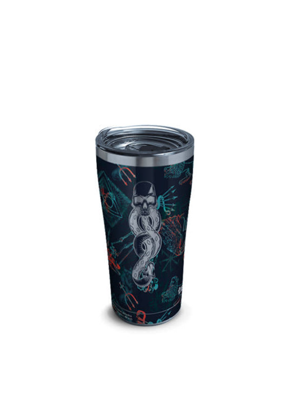 Tervis Tervis 20oz Stainless Steel w/ Hammer Lid Harry Potter™ - Dark Art Collage