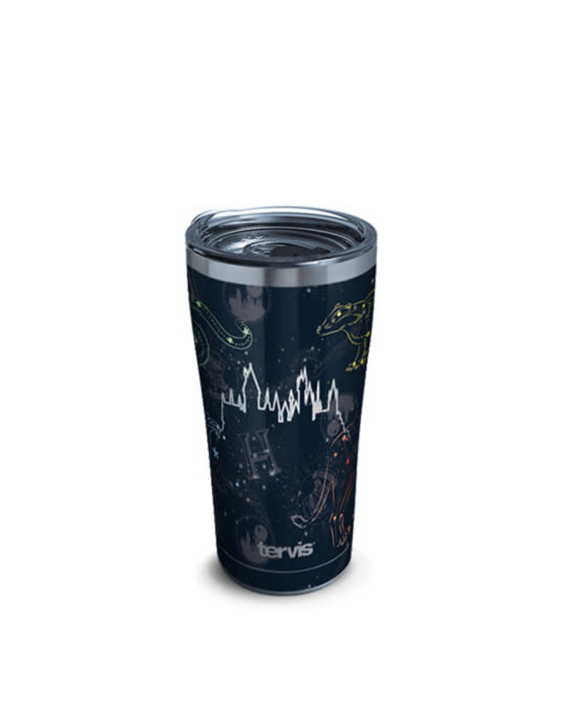 Tervis Tervis 20oz Stainless Steel w/ Hammer Lid Harry Potter™ - Marauder's Constellation