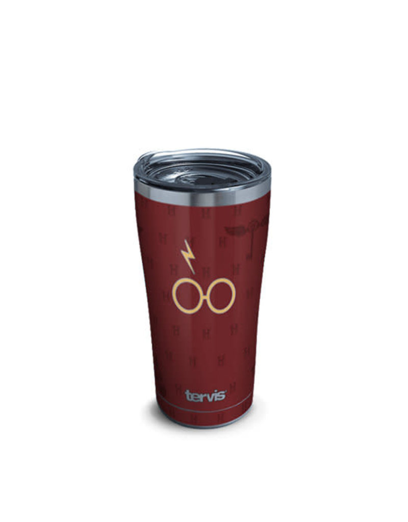 Tervis Tervis 20oz Stainless Steel w/ Hammer Lid Harry Potter™ - Maroon and Gold Glasses