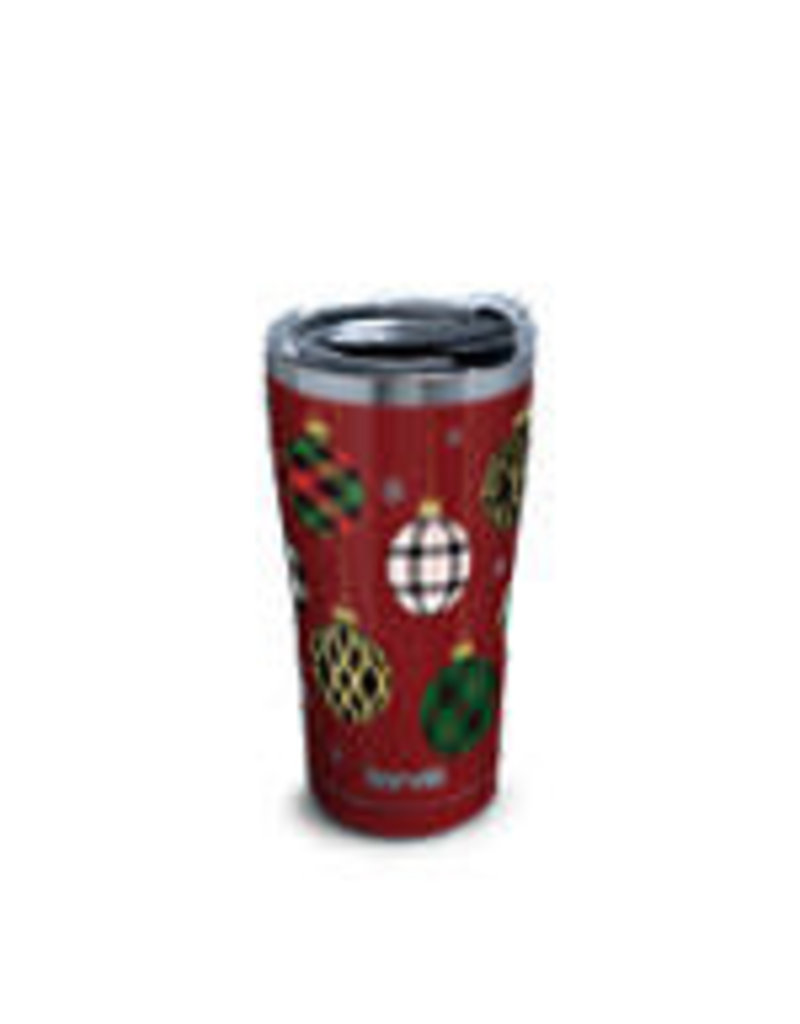 Tervis Tervis 20oz Stainless Steel w/ Hammer Lid Holiday Ornaments