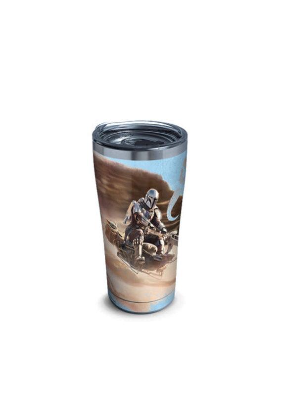 Tervis Tervis 20oz Stainless Steel w/ Hammer Lid Mandalorian - Desert Ride