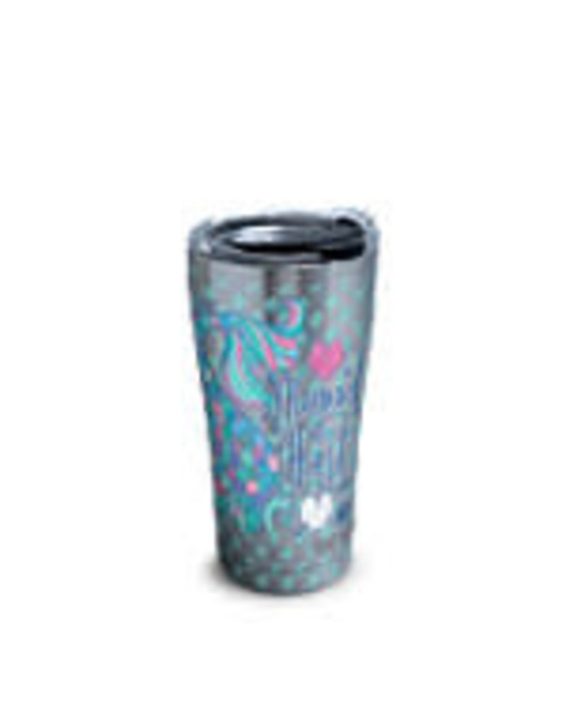 Tervis Tervis 20oz Stainless Steel w/ Hammer Lid SS- Mermaid at Heart