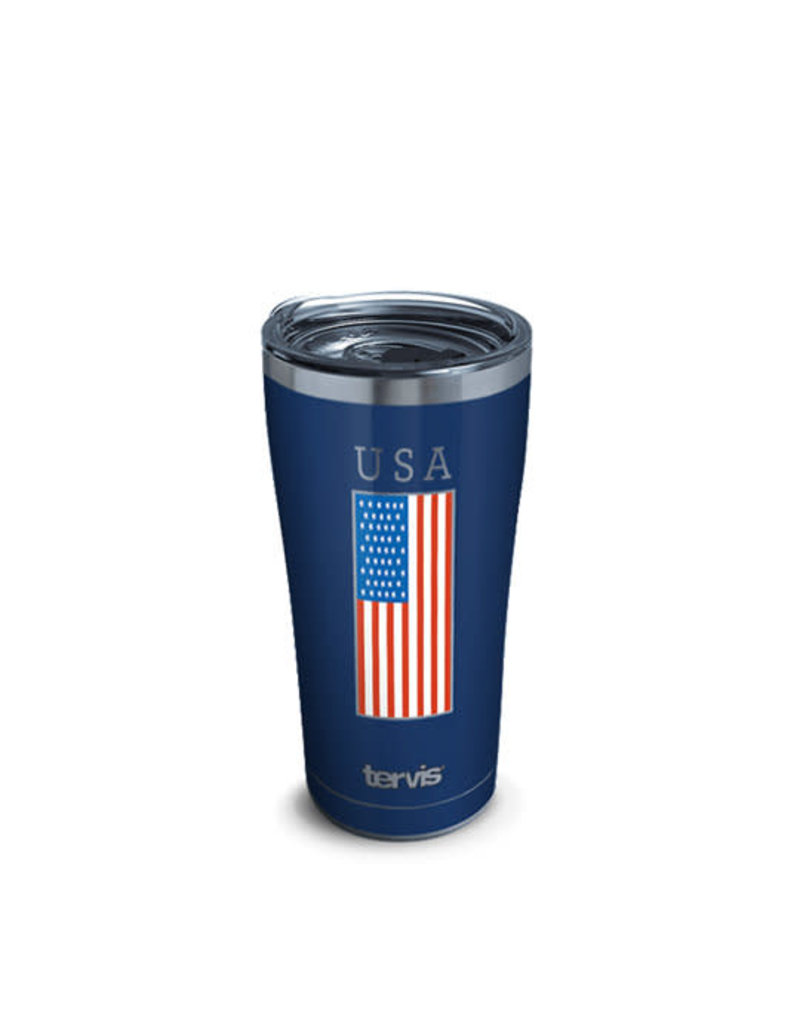 Tervis Tervis 20oz Stainless Steel w/ Hammer Lid USA Flag