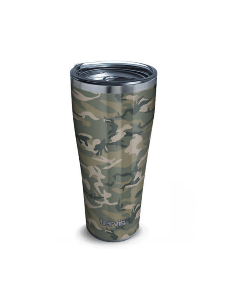 Tervis Tervis 30 oz Stainless Steel w/Lid Jungle Camo