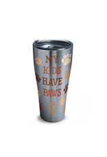 Tervis Tervis 30 oz Stainless Steel w/Lid My Kids Have Paws