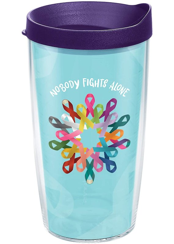 Tervis Tervis 16 oz Wrap w/Lid ACS- Ribbons