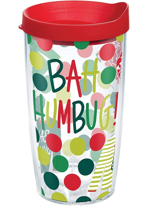 Tervis Tervis 16 oz Wrap w/Lid Coton Colors- Tacky Sweater