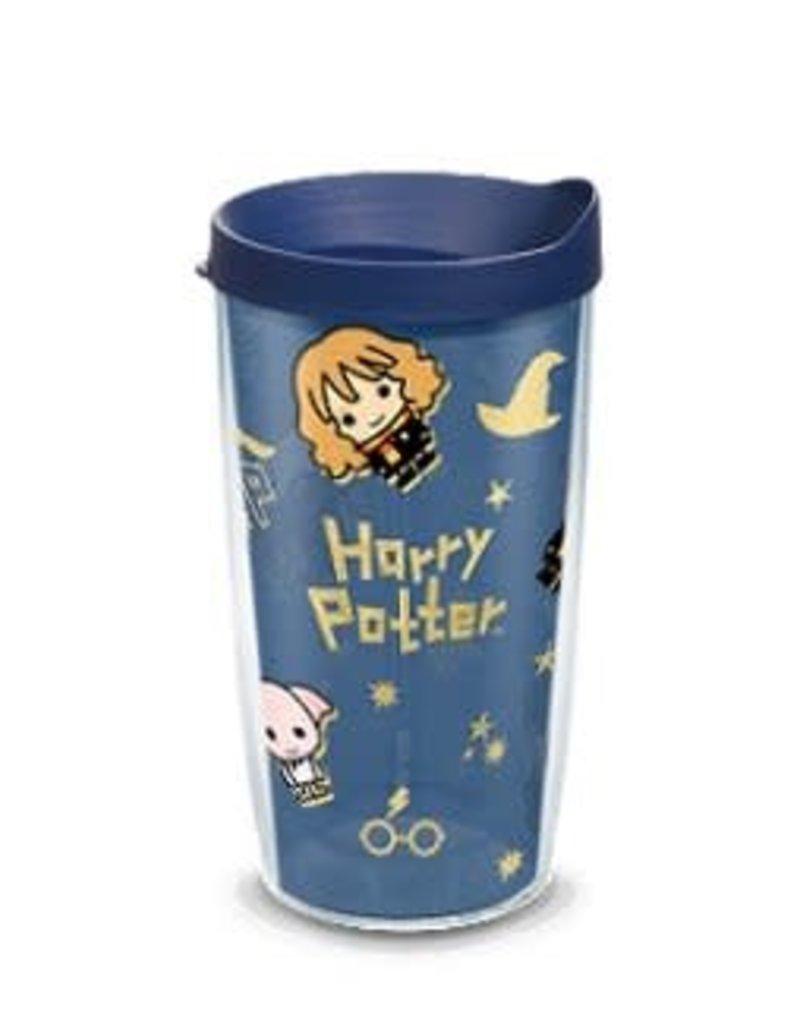 Tervis Tervis 16 oz Wrap w/Lid Harry Potter™ - Charm Icons