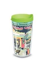 Tervis Tervis 16 oz Wrap w/Lid Margaritiaville- Beach Shop