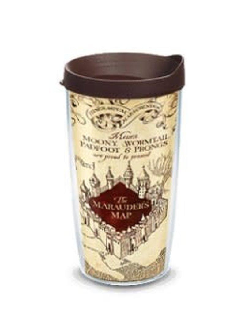Tervis Tervis 16 oz Wrap w/Lid Harry Potter™ - The Marauder's Map