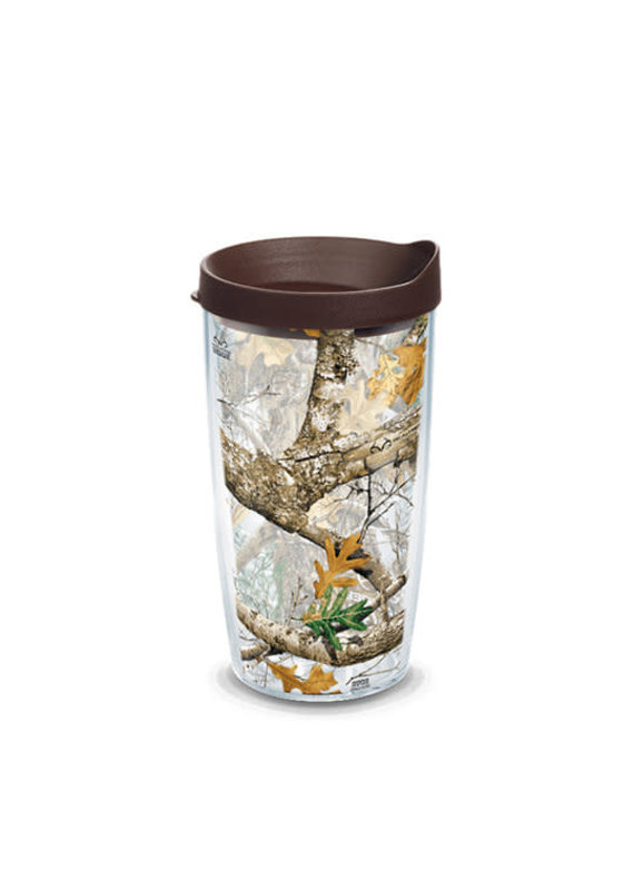 Tervis Tervis 16 oz Wrap w/Lid Realtree- Edge