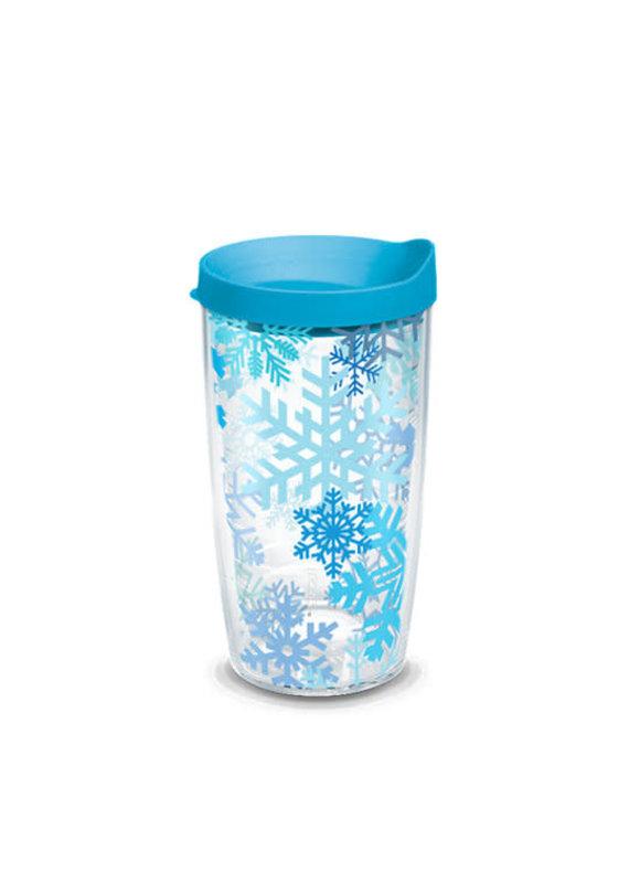 Tervis Tervis 16 oz Wrap w/Lid Snowflakes
