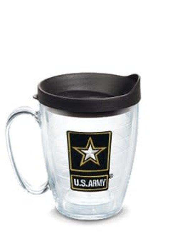 Tervis Tervis 16 oz Mug w/Lid Army
