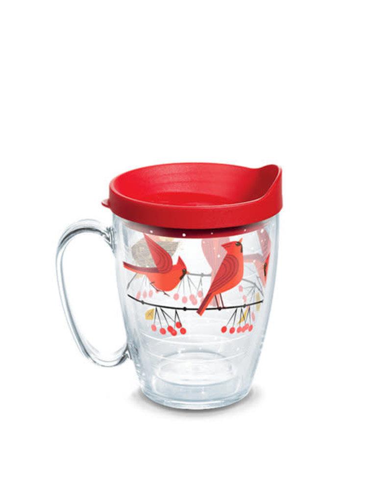 Tervis Tervis 16 oz Mug w/Lid Cardinals