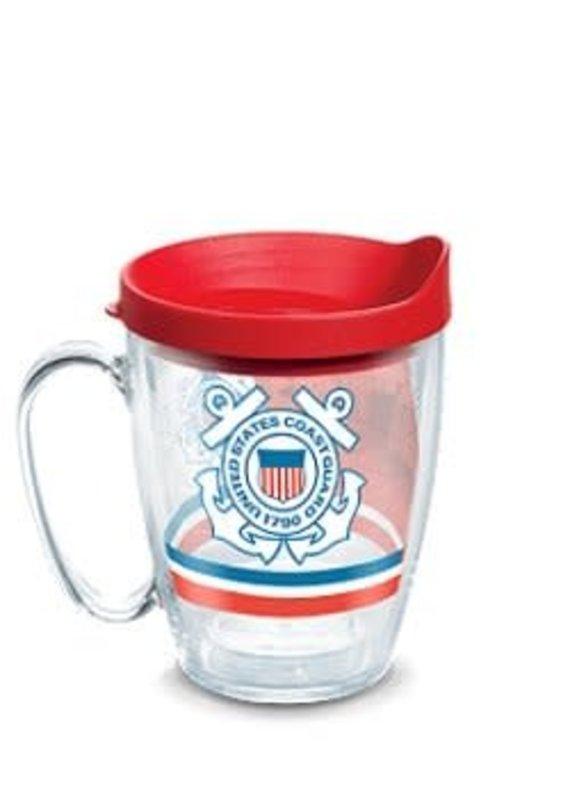 Tervis Tervis 16 oz Mug w/Lid Coast Guard