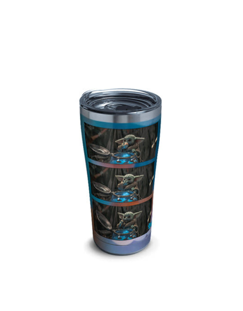 Tervis Tervis 20oz Stainless Steel w/ Hammer Lid Mandalorian- Chapter 10