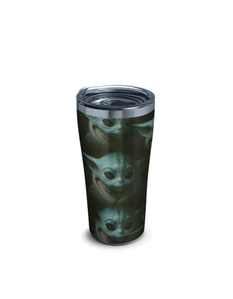 Tervis Tervis 20oz Stainless Steel w/ Hammer Lid Mandalorian- Chapter 11