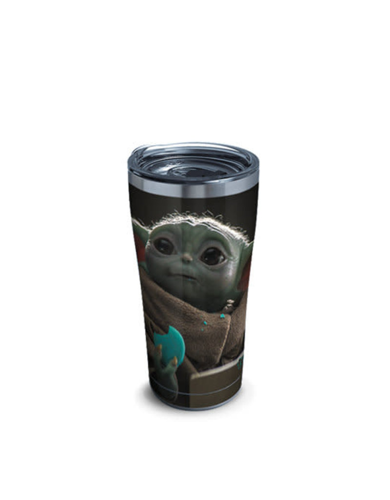Tervis Tervis 20oz Stainless Steel w/ Hammer Lid Mandalorian- Chapter 12