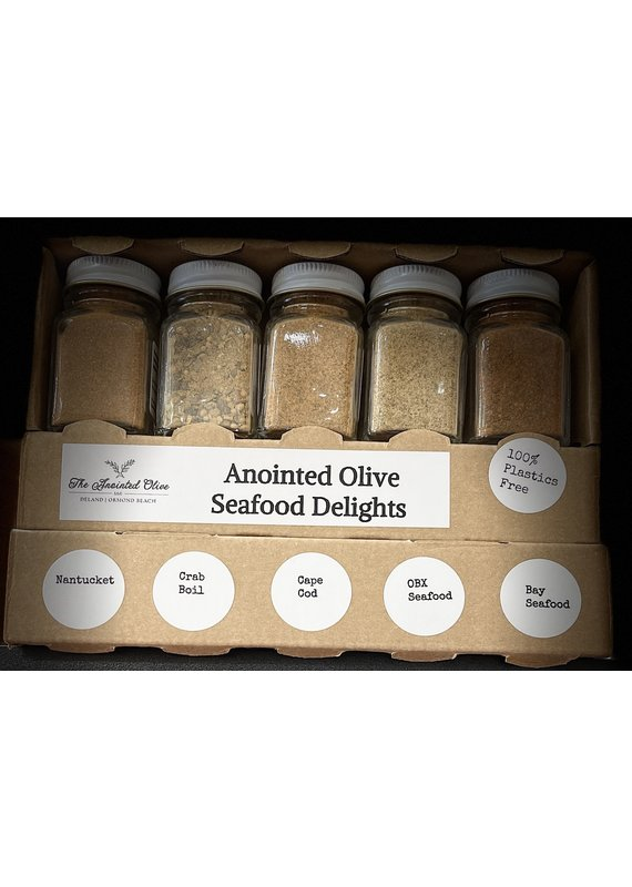 Grab & Go Boxed Sets Seafood