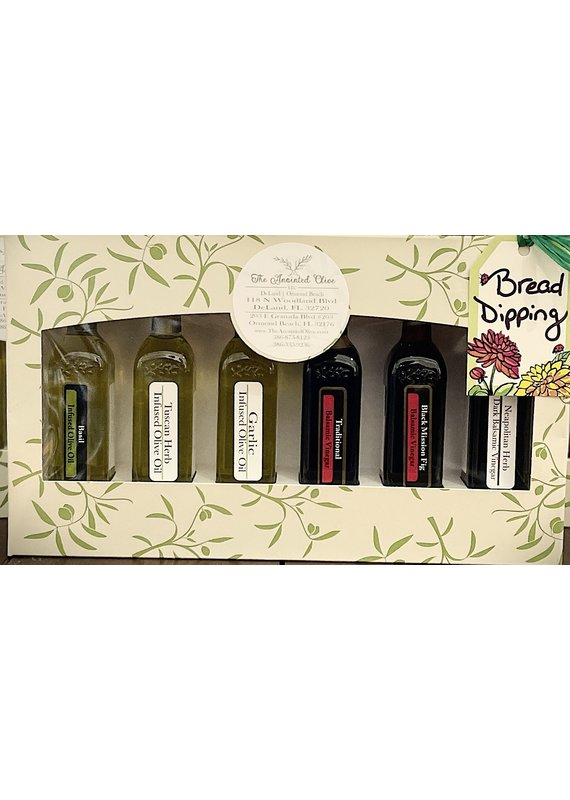 Gift Set Bread Dipping 6 Pack
