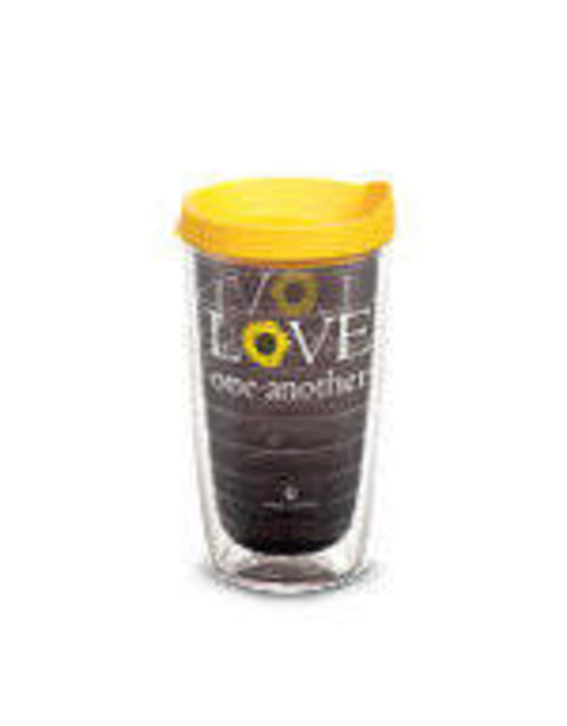 Tervis Tervis 16 oz Wrap w/Lid Simply Southern® - Love Sunflower