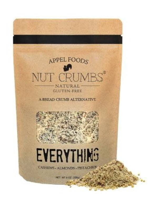 Appel Foods Nut Crumbs Everything