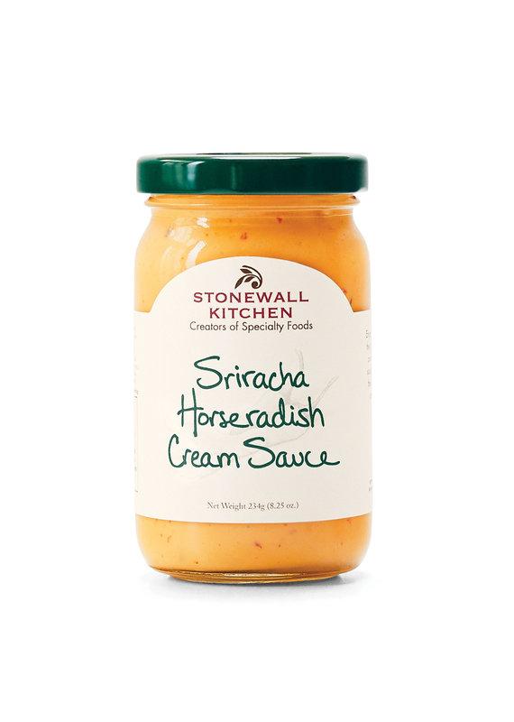 Stonewall Kitchen Stonewall Kitchen Sauces Sriracha Horseradish Cream