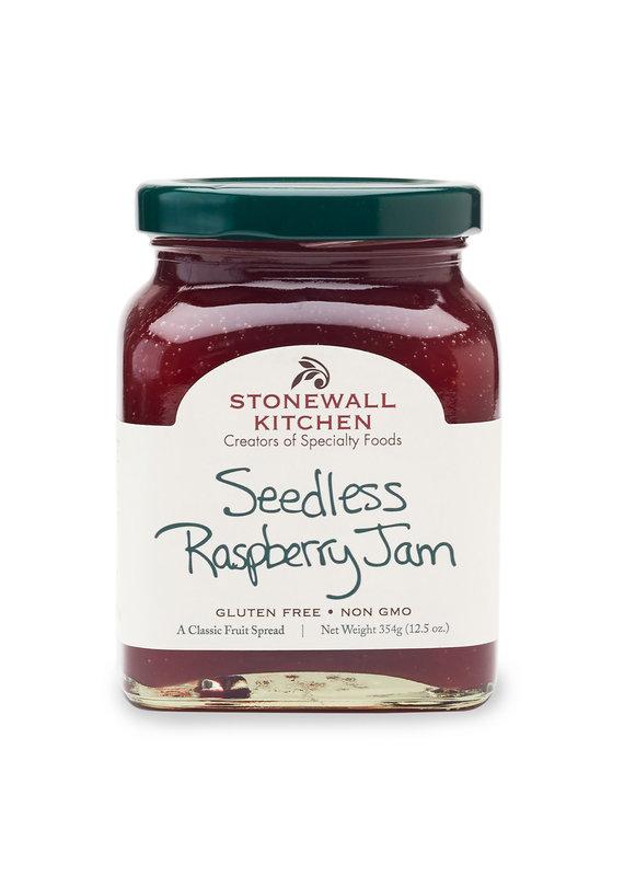 Stonewall Kitchen Stonewall Kitchen Seedless Raspberry Jam