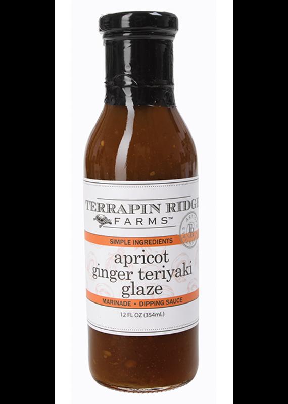 Terrapin Ridge Farms Apricot Ginger Teriyaki Glaze