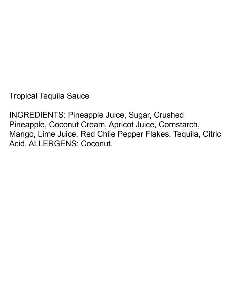 Terrapin Ridge Farms Tropical Tequila Sauce