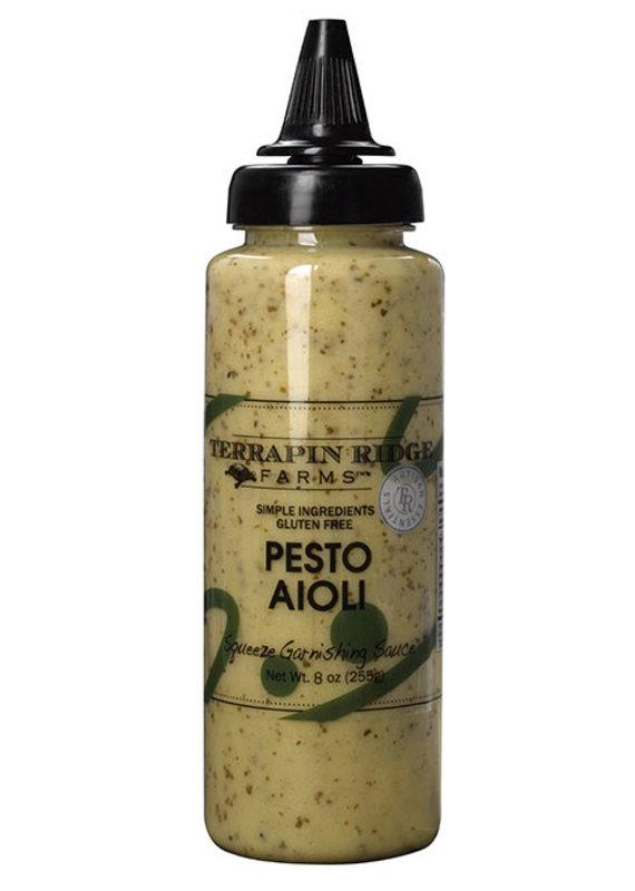 Terrapin Ridge Farms Pesto Aioli Squeeze