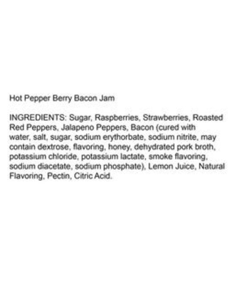 Terrapin Ridge Farms Hot Pepper Berry Bacon Jam