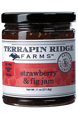 Terrapin Ridge Farms Strawberry and Fig Gourmet Jam