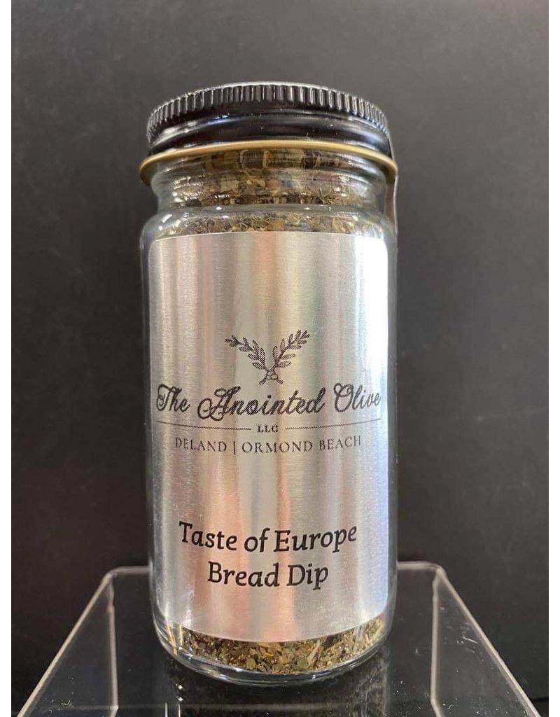 Bread Dip Taste of Europe