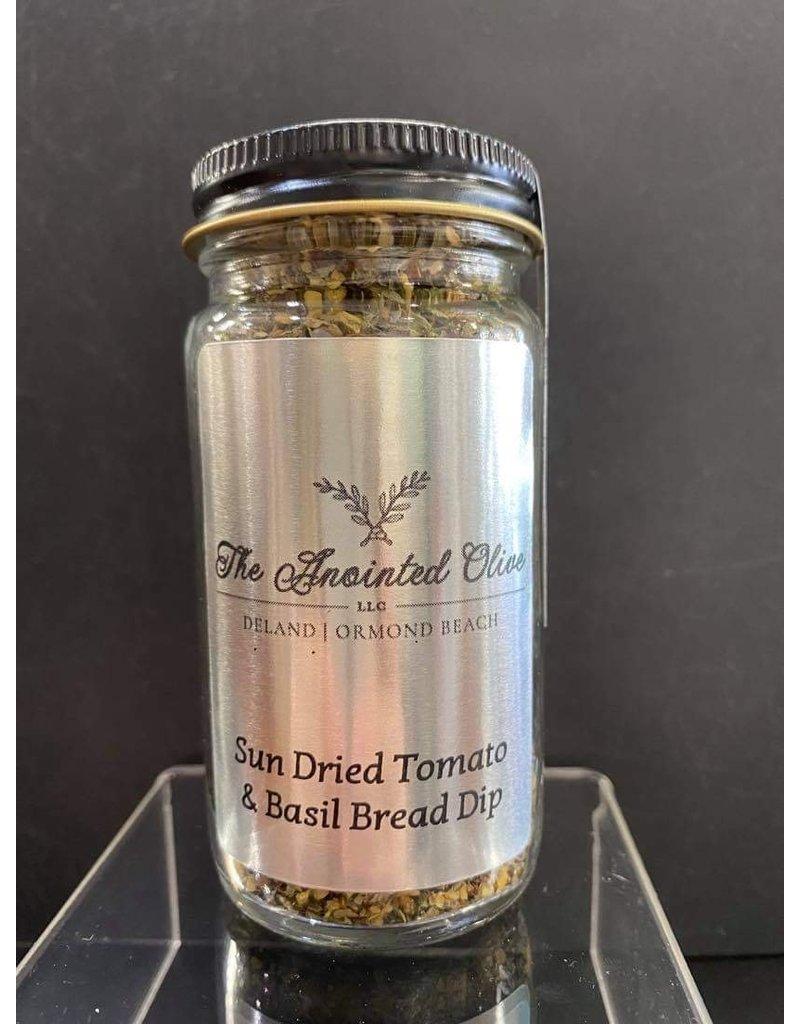 Bread Dip Sun Dried Tomato & Basil