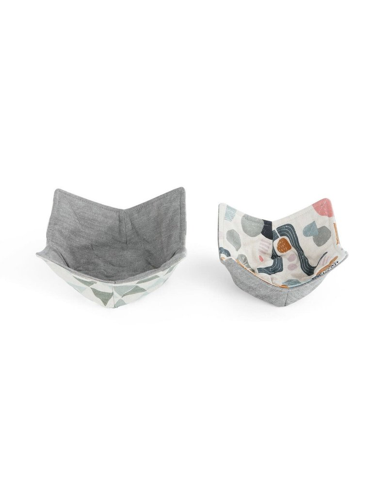 Microwavable Bowl Pot Holder - Set of 2 Kaleidoscope