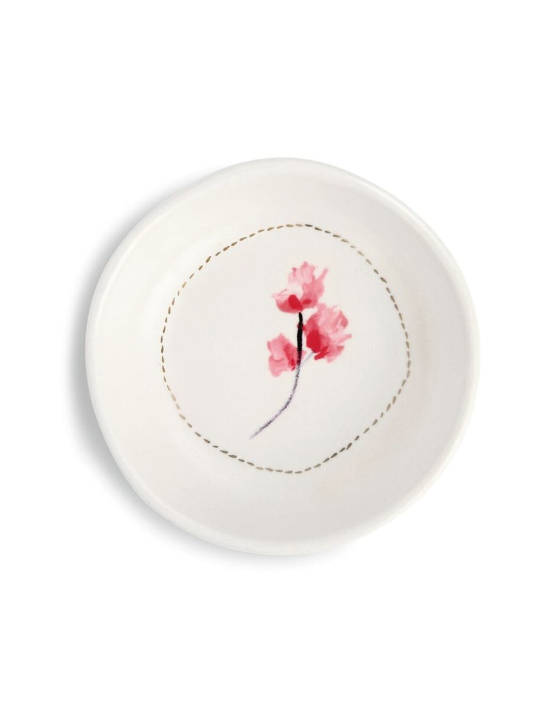 Trinket Dish - Painterly Floral