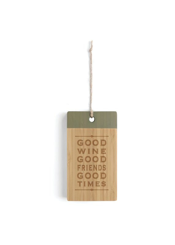 Good Wine Bar Cutting Board