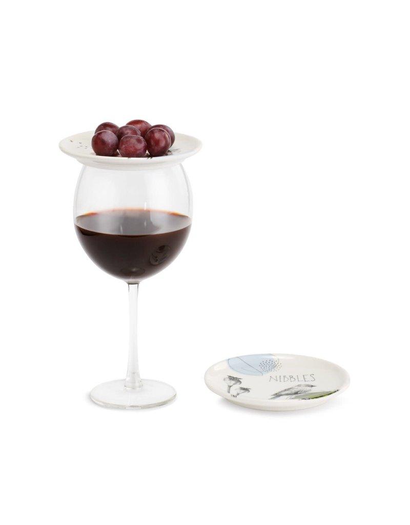Wine Appetizer Plates Sets Nibbles