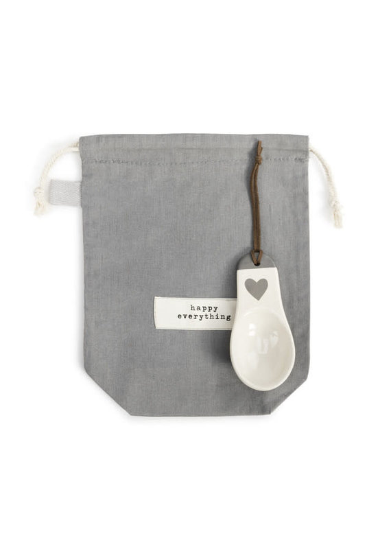 Happy Coffee Bag with Scoop