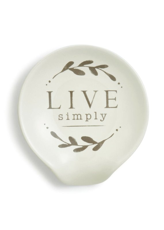 Spoon Rest Live Simply