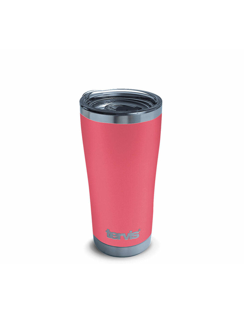 Tervis Tervis 20oz Stainless Steel w/ Hammer Lid Berry Blush Powder Coated