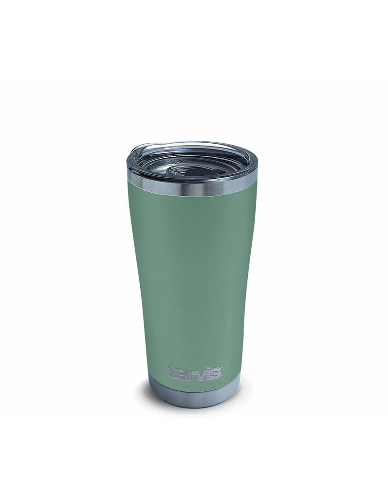 Tervis Tervis 20oz Stainless Steel w/ Hammer Lid Aloe Green Powder Coated