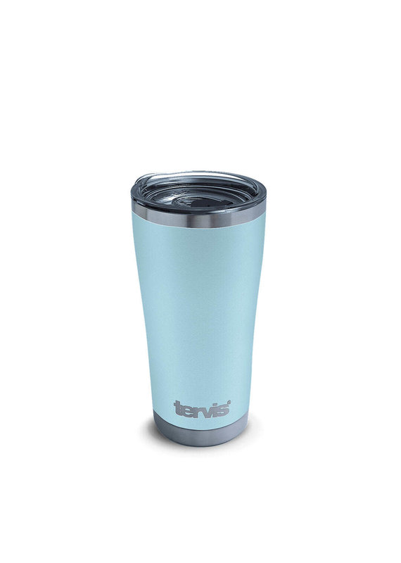 Tervis Tervis 20oz Stainless Steel w/ Hammer Lid Blue Moon Powder Coated