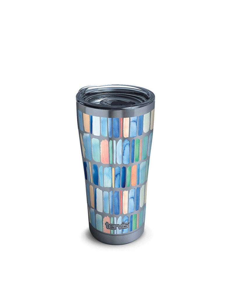 Tervis Tervis 20oz Stainless Steel w/ Hammer Lid Yao Cheng - Vertical Stripes