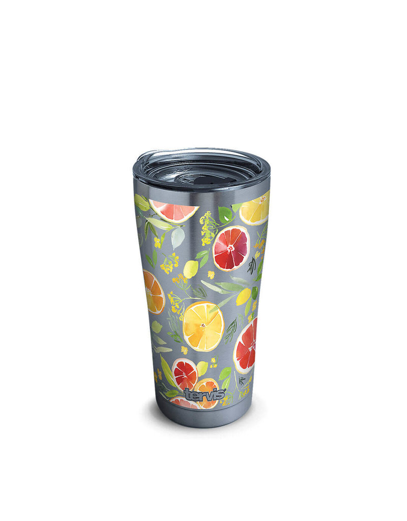Tervis Tervis 20oz Stainless Steel w/ Hammer Lid Yao Cheng - Citrus