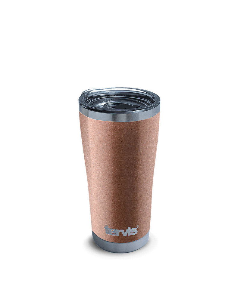 Tervis Tervis 20oz Stainless Steel w/ Hammer Lid Rose Gold
