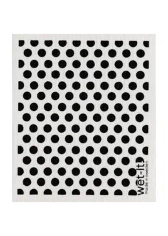 Wet-It Wet- It Dots and Dots Black